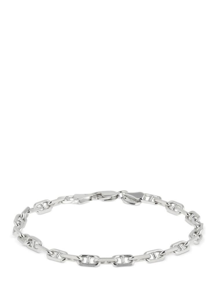 MARIA BLACK 17 Cm Porto Light Chain Bracelet in silver