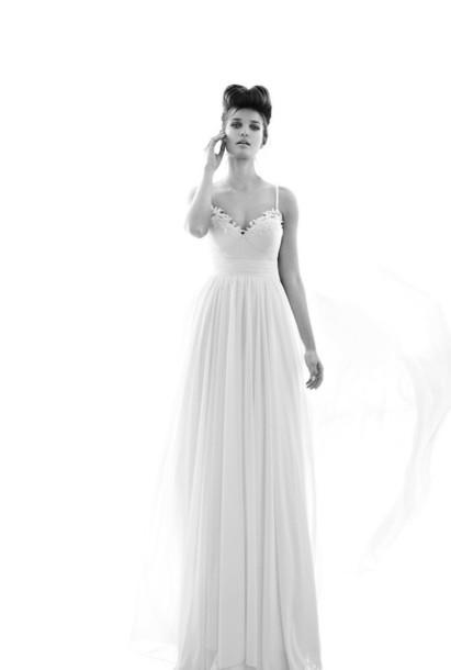 dress wedding dress new design evening dress