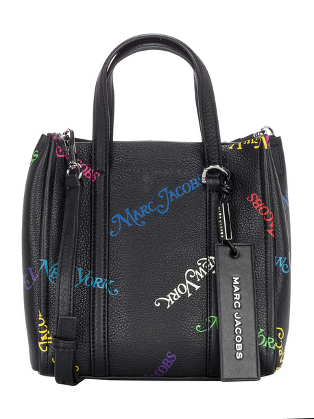 Marc Jacobs New York Magazine® The Mini Tag Tote in black / print