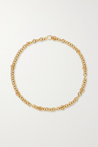 Spinelli Kilcollin - Serpens 18-karat Gold Necklace