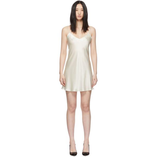 Simone Perele Off-White Dream Short Dress