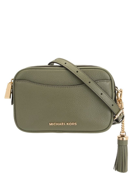 Michael Michael Kors convertible belt bag in green