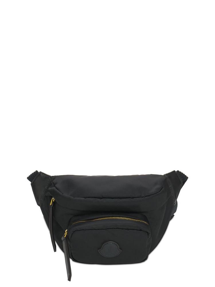 MONCLER Felicie Nylon Drill Belt Bag in black