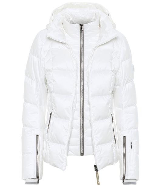 Bogner Sanne down ski jacket in white