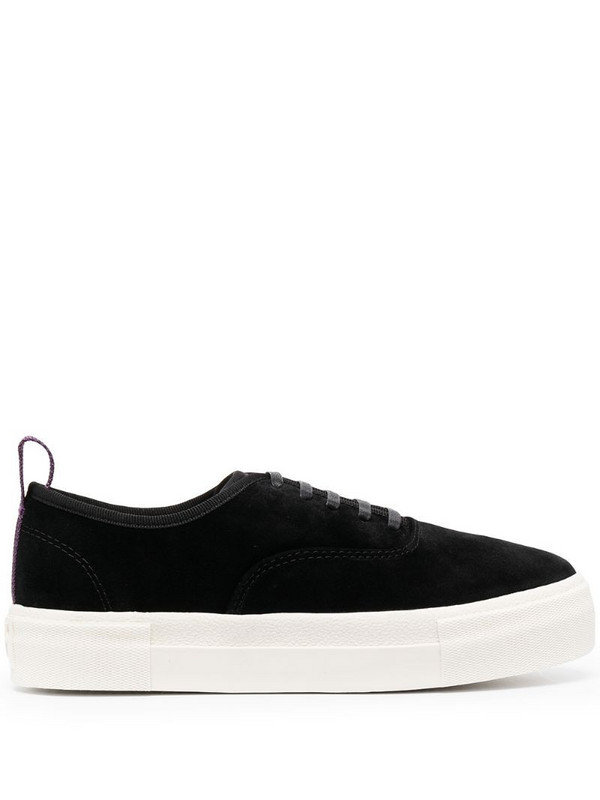 Eytys Mother lace-up sneakers in black