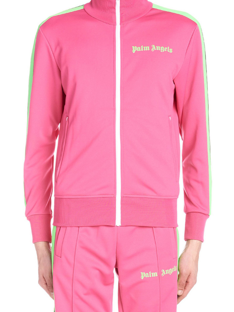 Palm Angels Sweatshirt in fuchsia