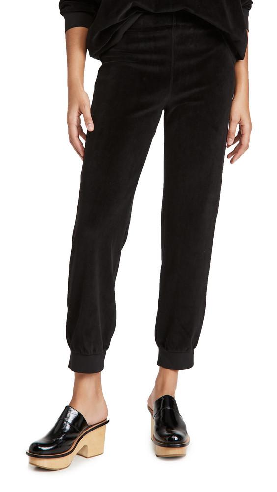 Kondi Slim Track Pants in black