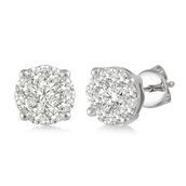 jewels,stud earrings,infinity stud earrings