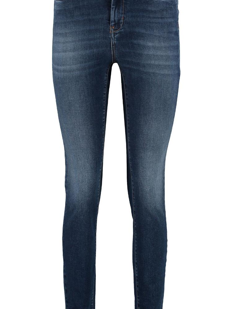 Max Mara 5-pocket Skinny Jeans in denim / denim