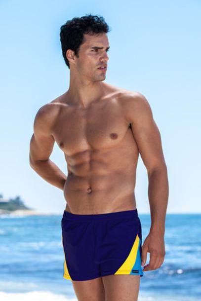 shorts mens mens swimwear navy bikiniluxe