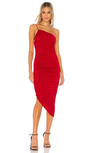 Lovers + Friends Lovers + Friends Milwood Midi Dress in Red