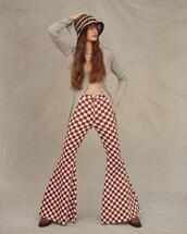 jeans,hat