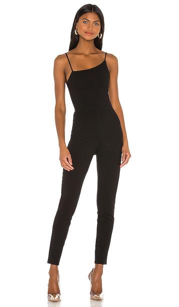 NBD Izabel Jumpsuit in Black