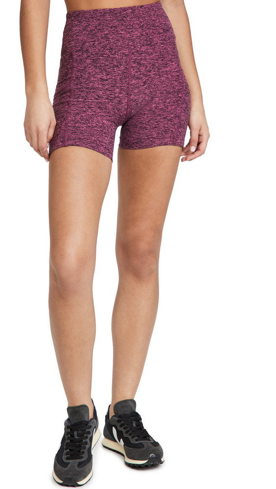 Year of Ours Hike Shorts in pink