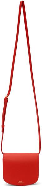 A.P.C. A.P.C. Red Mini Dina Bag