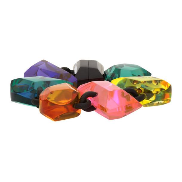Monies Multicolor Oakley Bracelet in multi