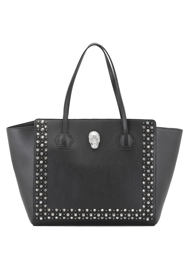 Philipp Plein Bag Leather in black