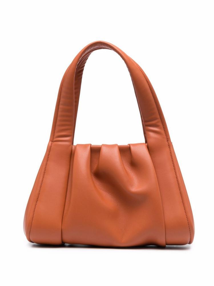 Themoirè Themoirè Hera faux-leather tote bag - Orange