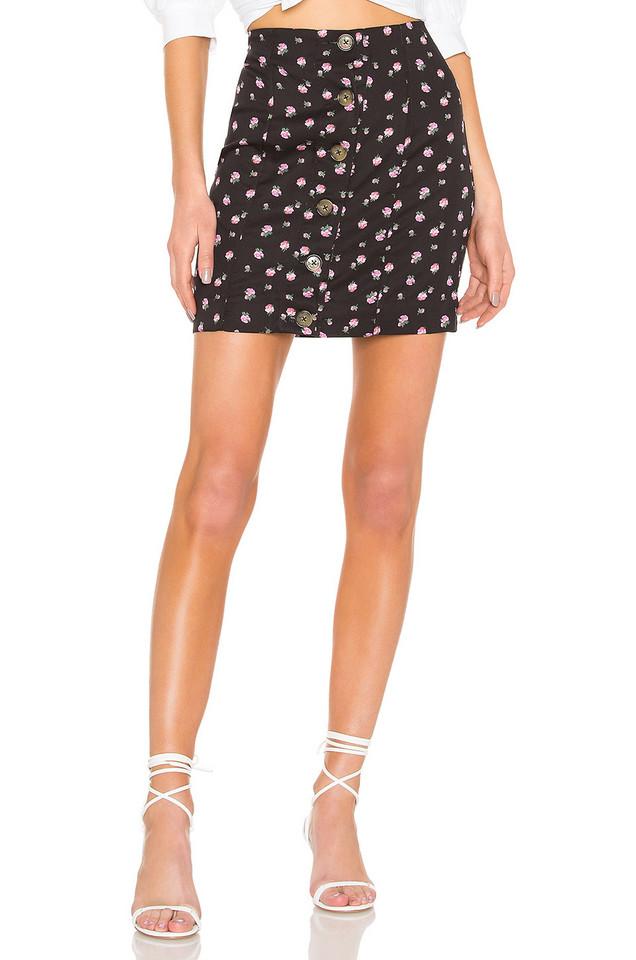 LPA Angela Skirt in black