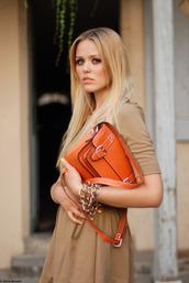 kayture,satchel,orange bag,bag