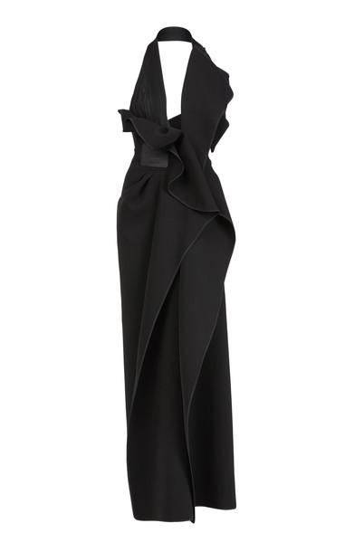 Maticevski Todora Evening Gown Size: 6 in black
