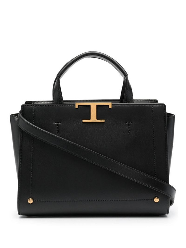 Tod's medium Signature tote bag in black