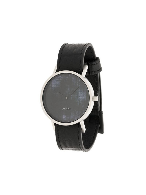 South Lane Avant Diffuse watch in black