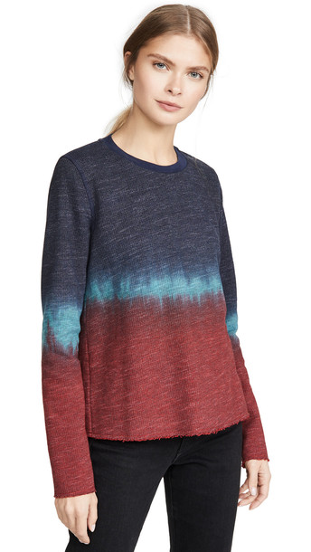 Sol Angeles Dip Pullover