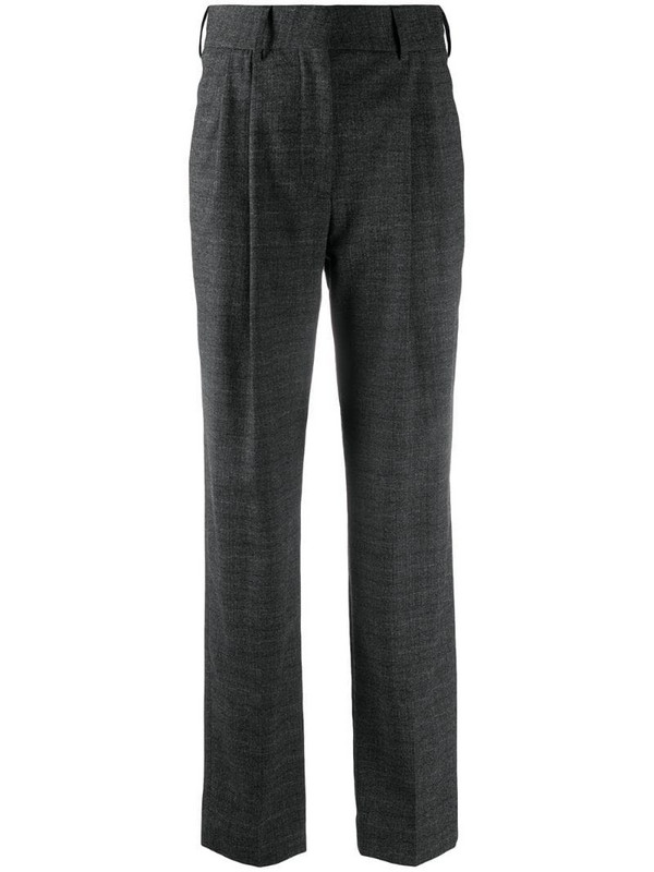 Blazé Milano straight-leg tailored trousers in grey