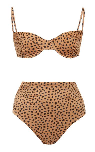 Haight Leopard-Print Bikini