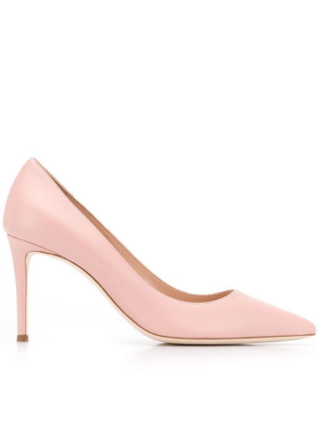 Giuseppe Zanotti pointed-toe pumps in pink