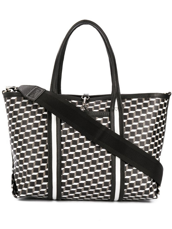 Pierre Hardy Polycube tote bag in black