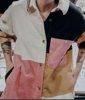 shirt,tegan and sara,pink