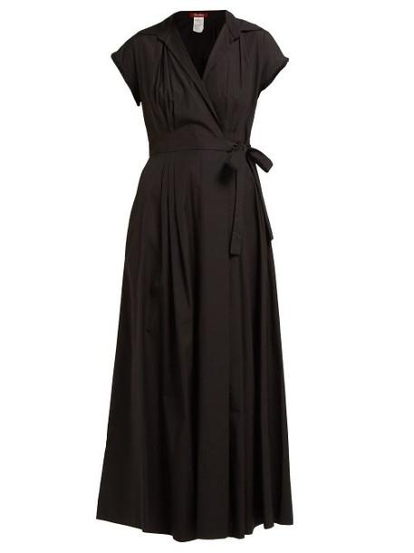 Max Mara Studio - Nilo Dress - Womens - Black