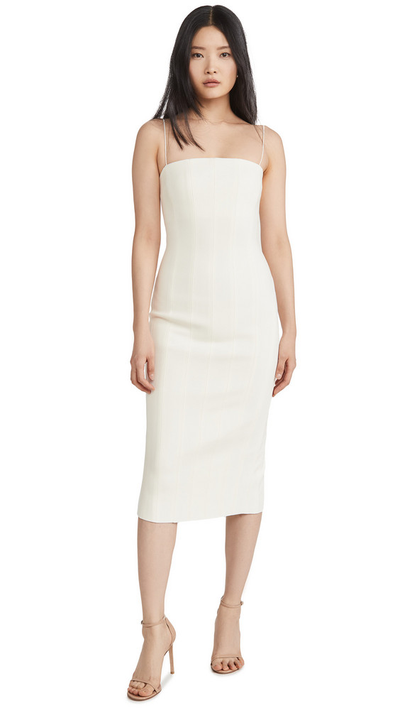 Misha Collection Irisa Dress in ivory