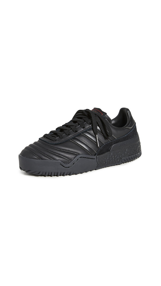adidas Originals by Alexander Wang AW Bball Soccer Sneakers in black