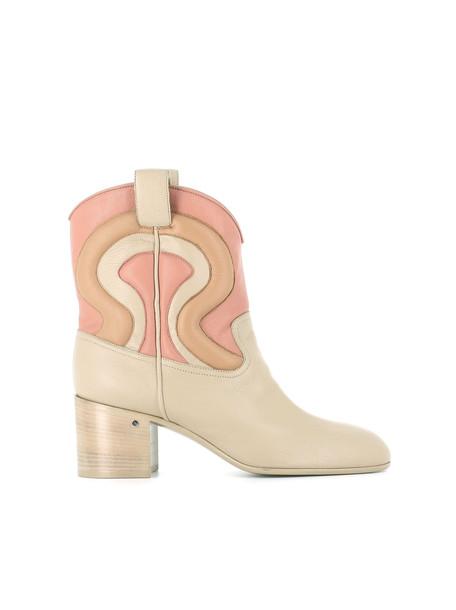 Laurence Dacade Ankle Boots tiago in beige