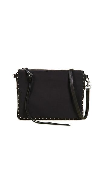 Rebecca Minkoff Jon Crossbody Bag in black