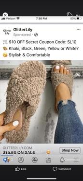 shoes,fluffy cross cross sandal