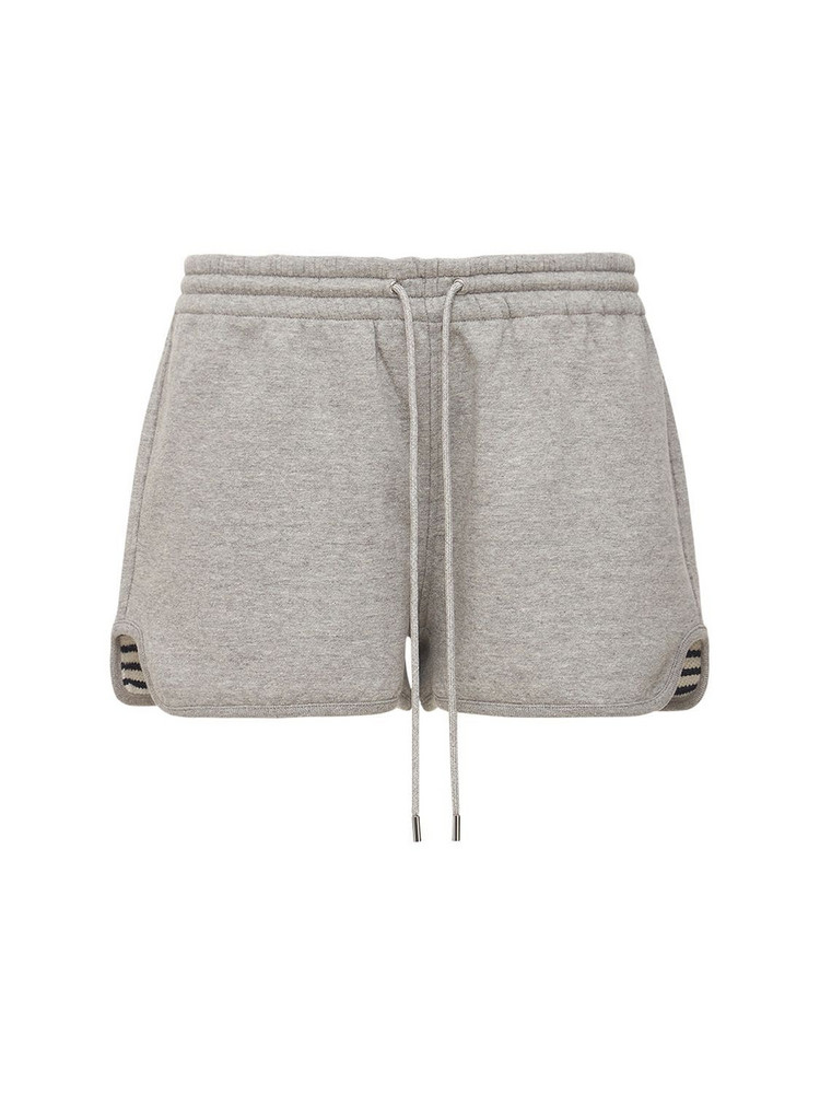 THEORY Cotton Sweat Shorts