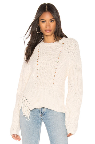 Joie Taelar Sweater in ivory