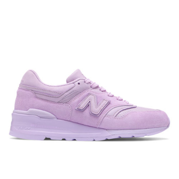 New Balance Made in US 997 Men's & Women's Made in USA Shoes - Purple (M997LBF)