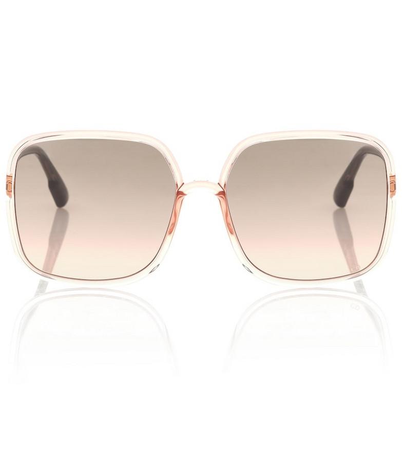 Dior Sunglasses So Stellaire 1 acetate sunglasses in pink