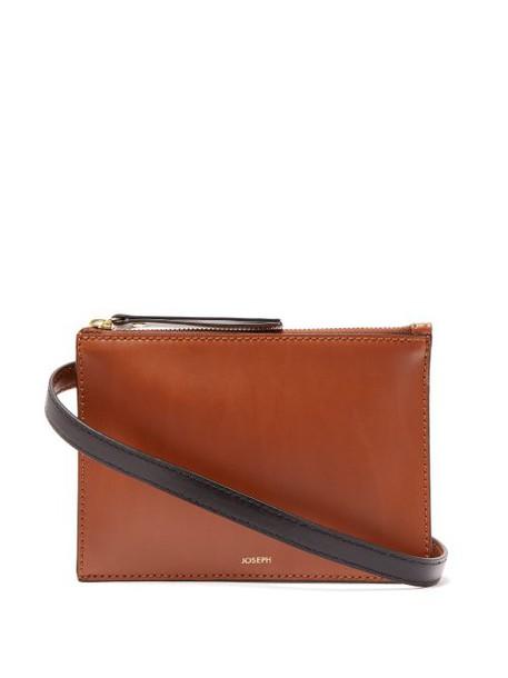 Joseph - Montmartre Leather Belt Bag - Womens - Tan