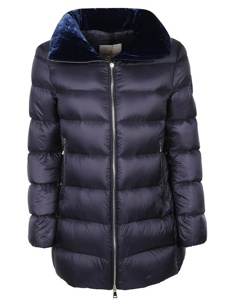 Moncler Torcon Padded Coat in blue