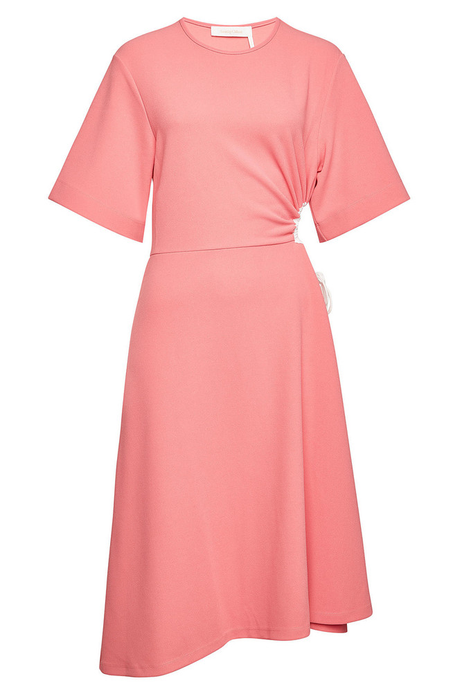 See by Chloé Dress with Cutout  in pink