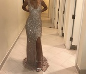 dress,gold,glitter dress
