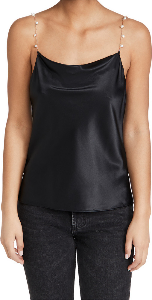 CAMI NYC Busy Tank in black