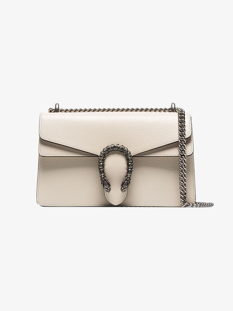 Gucci Dionysus small shoulder bag in neutrals