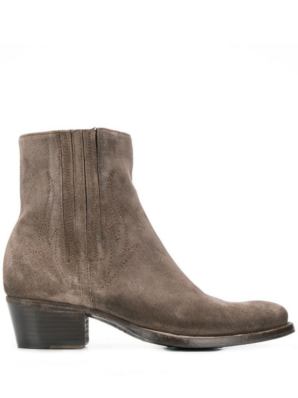 Alberto Fasciani ankle boots in grey